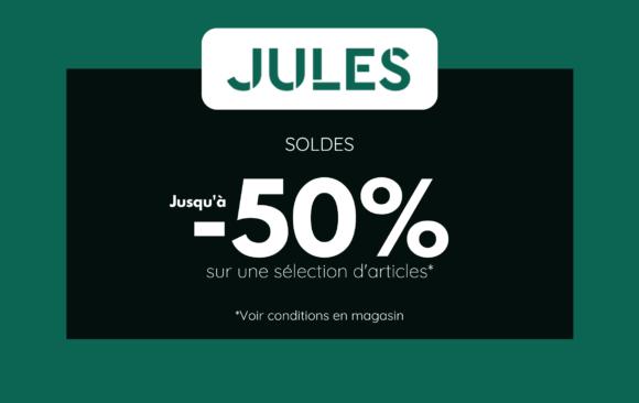 SOLDES - JULES