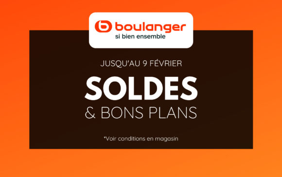 SOLDES - BOULANGER