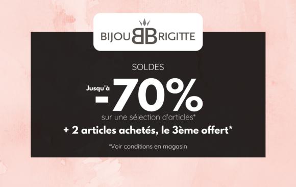 SOLDES - BIJOU BRIGITTE