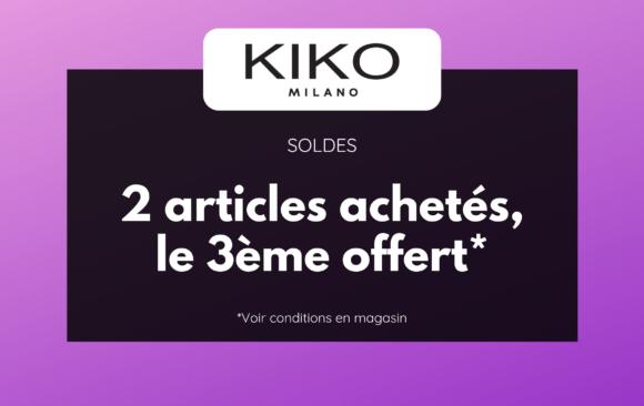 SOLDES - KIKO