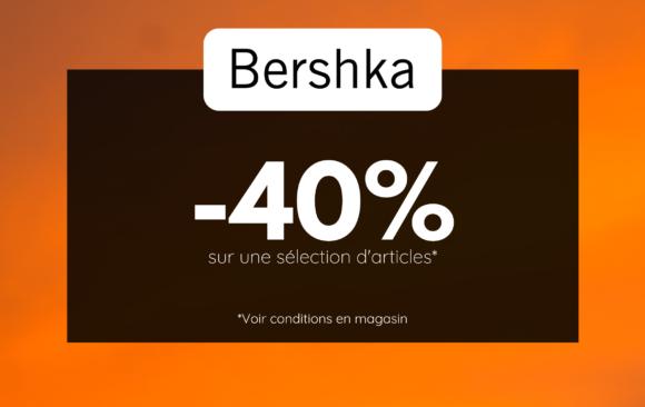 Bershka - Offre
