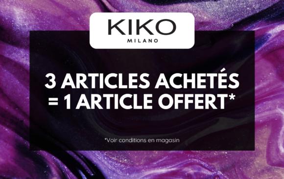 Kiko - Offre