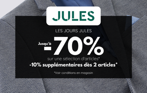 Jules - Les Jours Jules