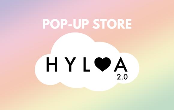 Pop-up store Hyloa 2.0
