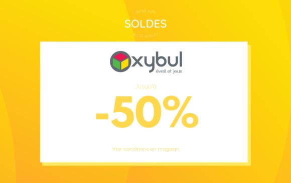 Soldes - Oxybul