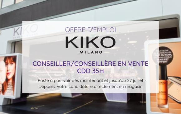 Offre d'emploi - Kiko