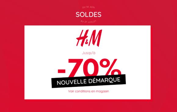 Soldes - H&M