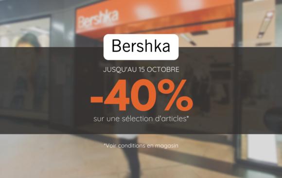 Bershka - -40%